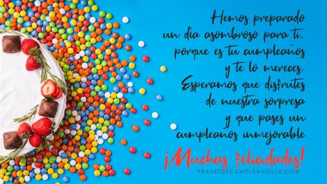 Frases De Cumpleaños Para Alguien Especial 150 Mensajes