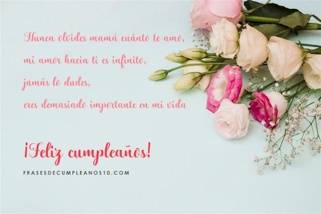 Frases De Cumpleaños Para Una Madre 150 Mensajes2019
