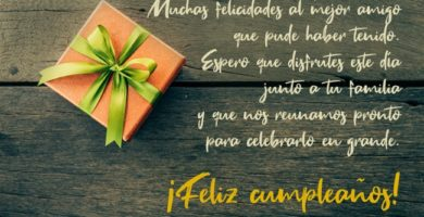 Frases De Cumpleaños Para Un Amigo 150 Mensajes 2019
