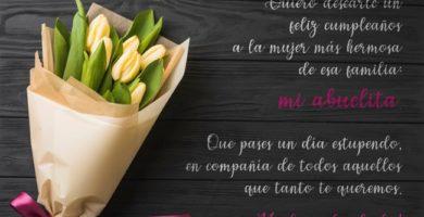 Frases De Cumpleaños Para Una Abuela 150 Mensajes2019
